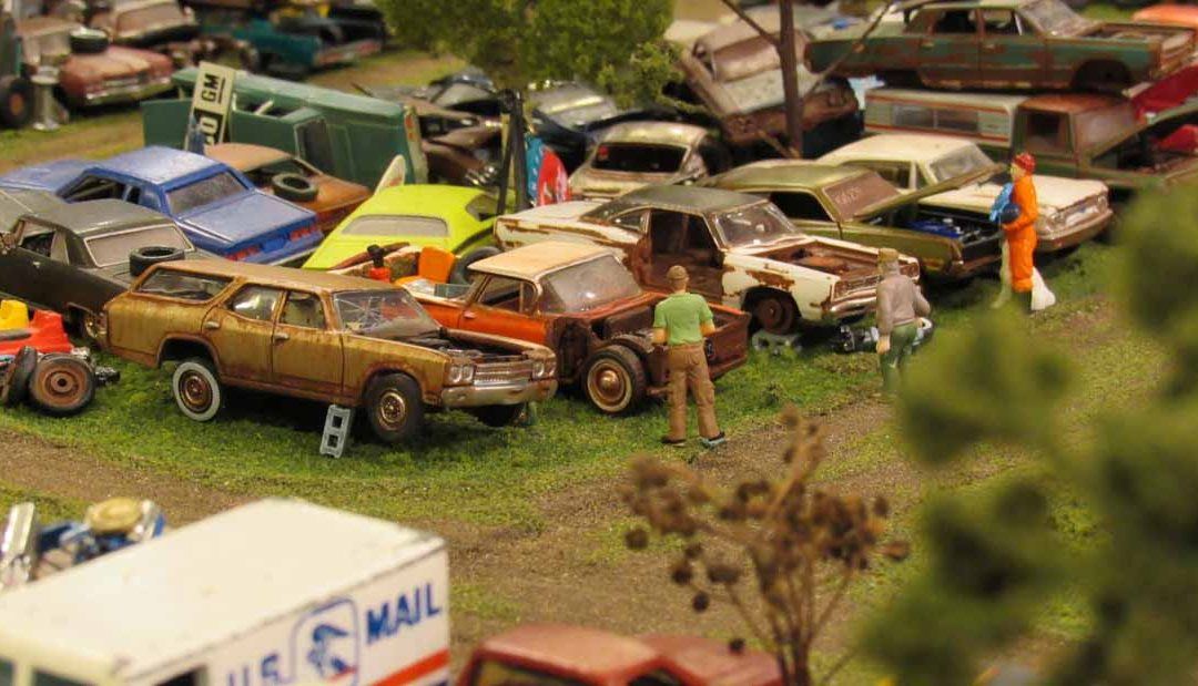 Your Custom Hot Wheels – Diorama Edition