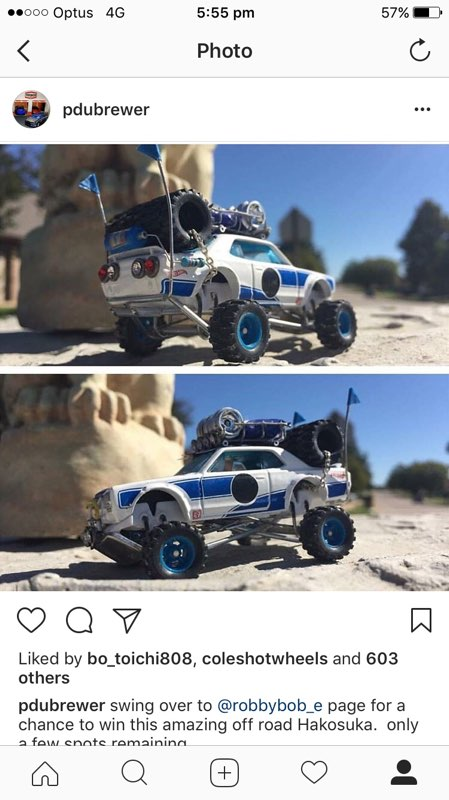 Your Custom Hotwheels 14 - custom diecast cars
