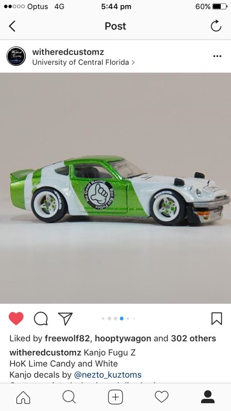 Your Custom Hotwheels 14 - custom diecast cars