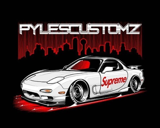 PylesCustomz Logo