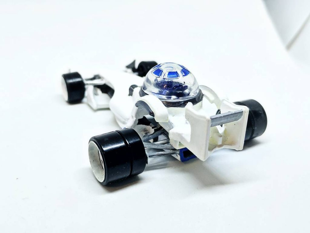 R2DF1 Formula One R2D2 Star Wars Custom