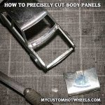 How To Precisely Cut Bonnets and Panels