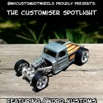 The Customiser Spotlight | @Koro_Kustoms