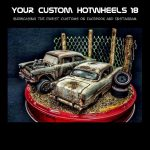 Your Custom Hot Wheels 18