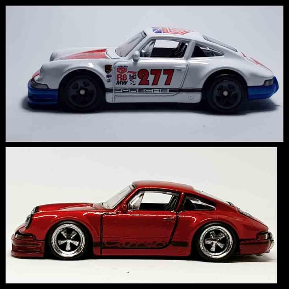1971 Porsche 911 by Cristiano Capparelli