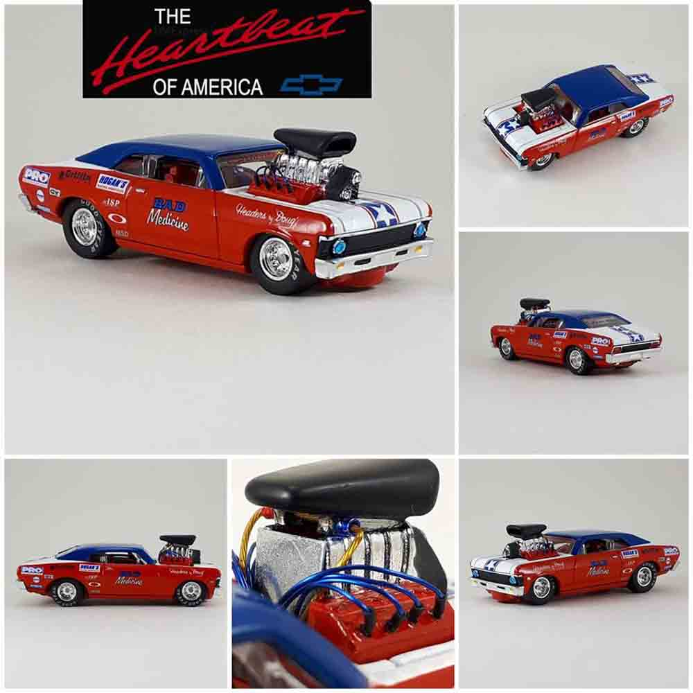 68 Nova Custom by Josue Casco aka Locogoat