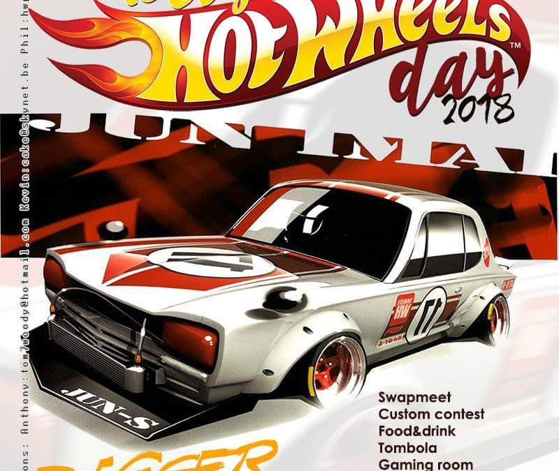 Belgian Hot Wheels Day 2018
