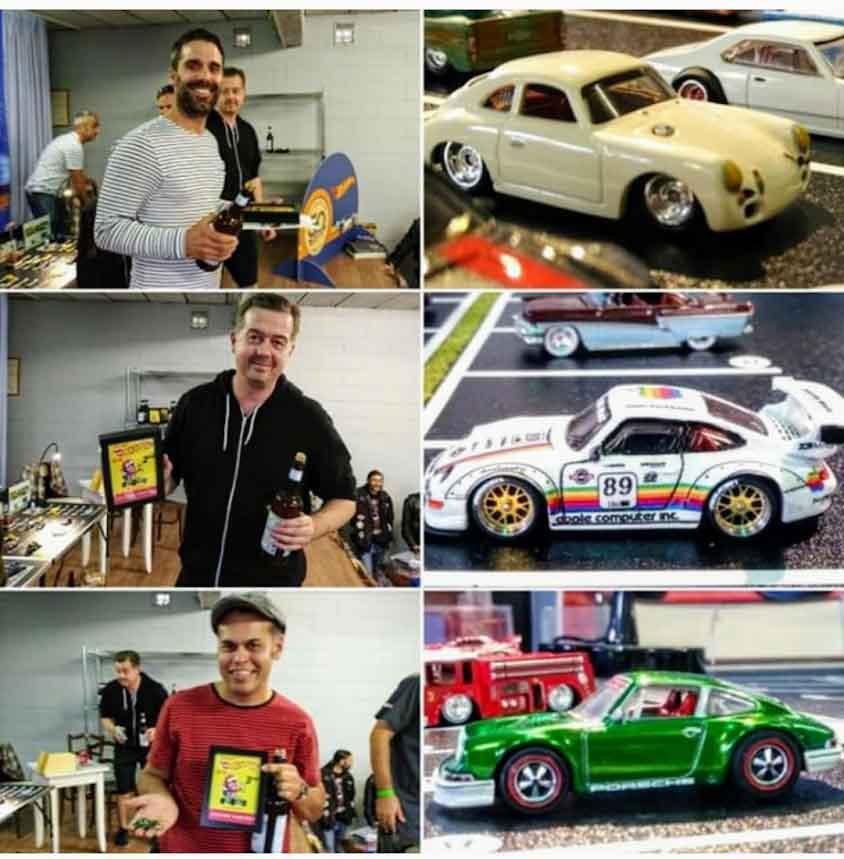 Belgian Hot Wheels Day MILD winners