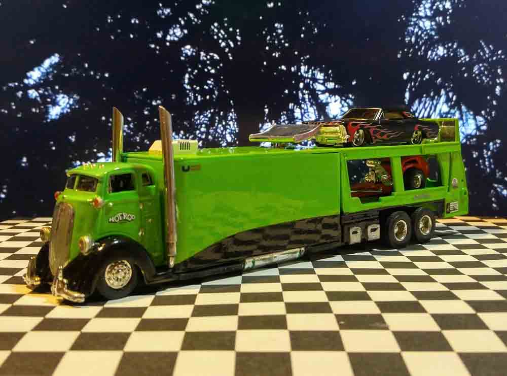 Custom Hauler by Gary Keith