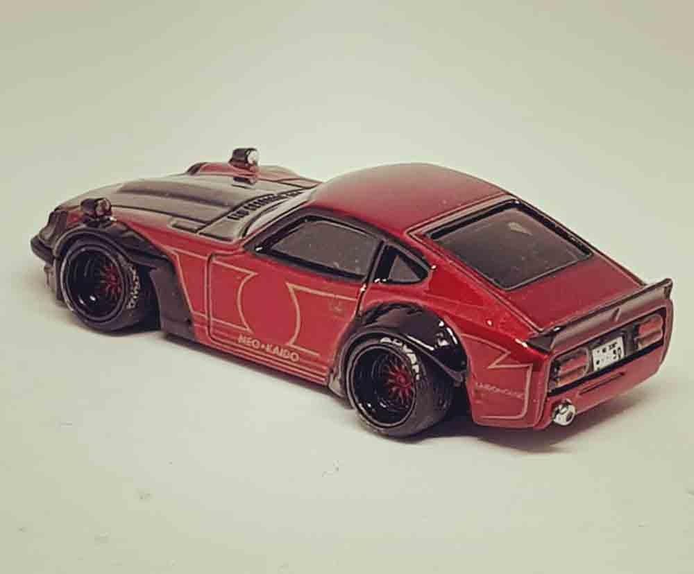 Datsun 240Z Custom by Cristiano Capparelli