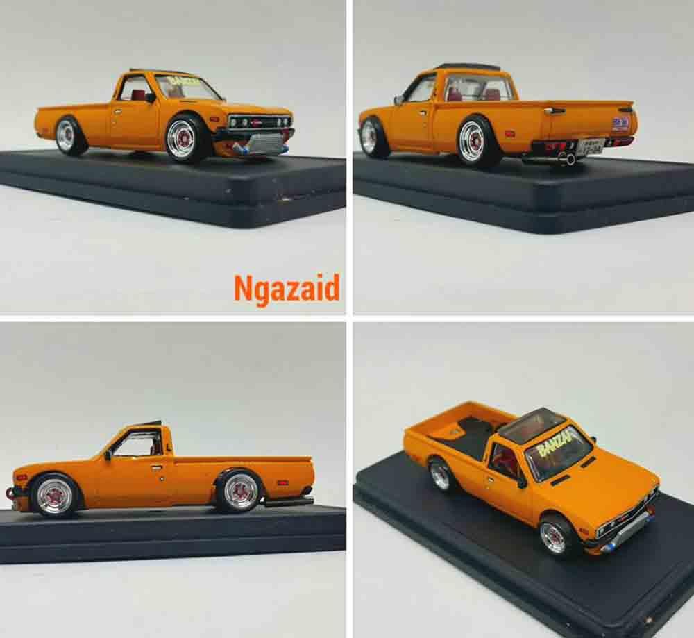 Datsun 620 by Ngazaid Bionix