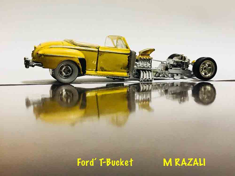Ford T Bucket by M Razali