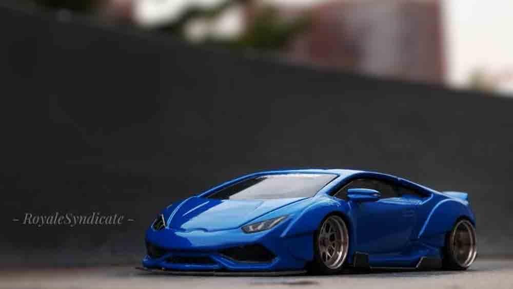 Lamborghini Huracan by Irwan Taufik aka @RoyaleSyndicate