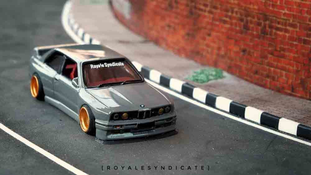 BMW M3 by @RoyaleSyndicate