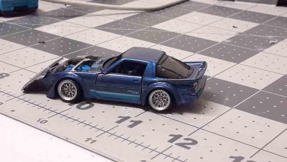 RX7 custom by Pedro Luis Ortiz Gonzalez