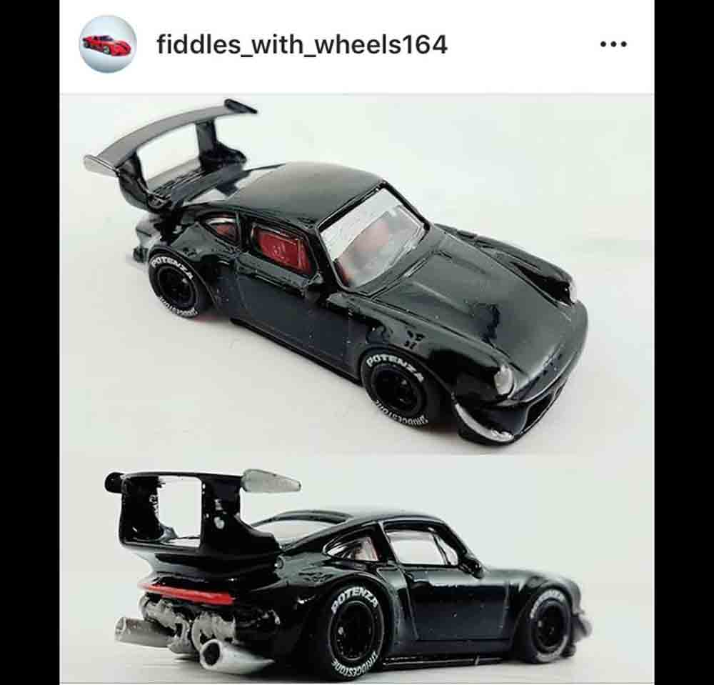 Your Custom Hot Wheels Diecast Cars Episode 20