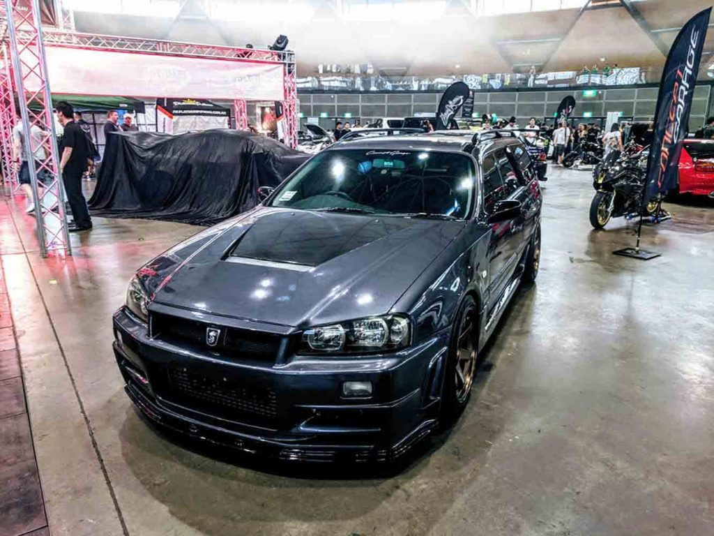 Nissan Stagea R34 Wagon