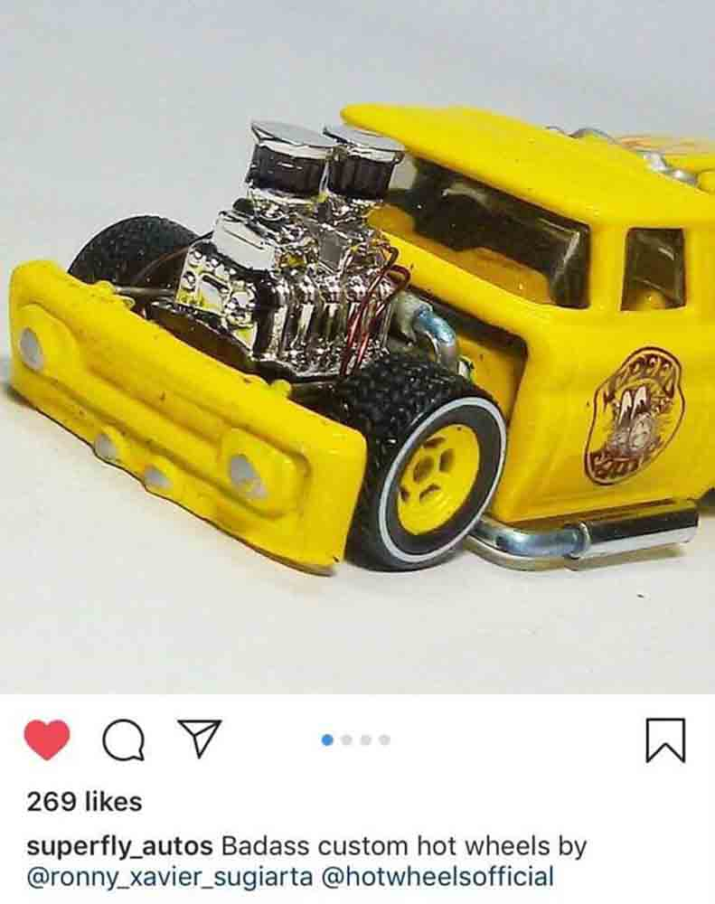 Best Custom Diecast Cars from Instagram - Episode 21