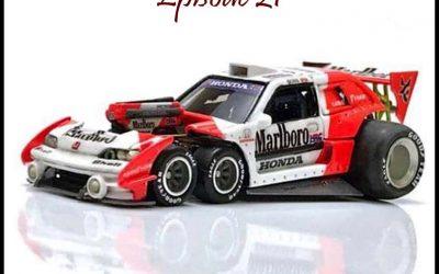 Your Custom Hot Wheels Episode 21