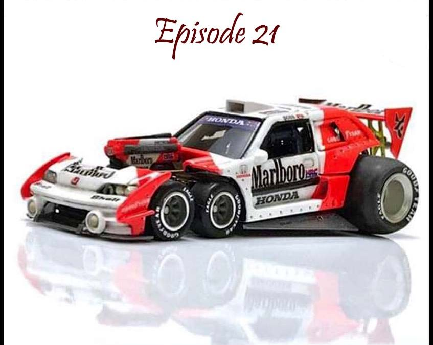 Your Custom Hot Wheels Episode 21