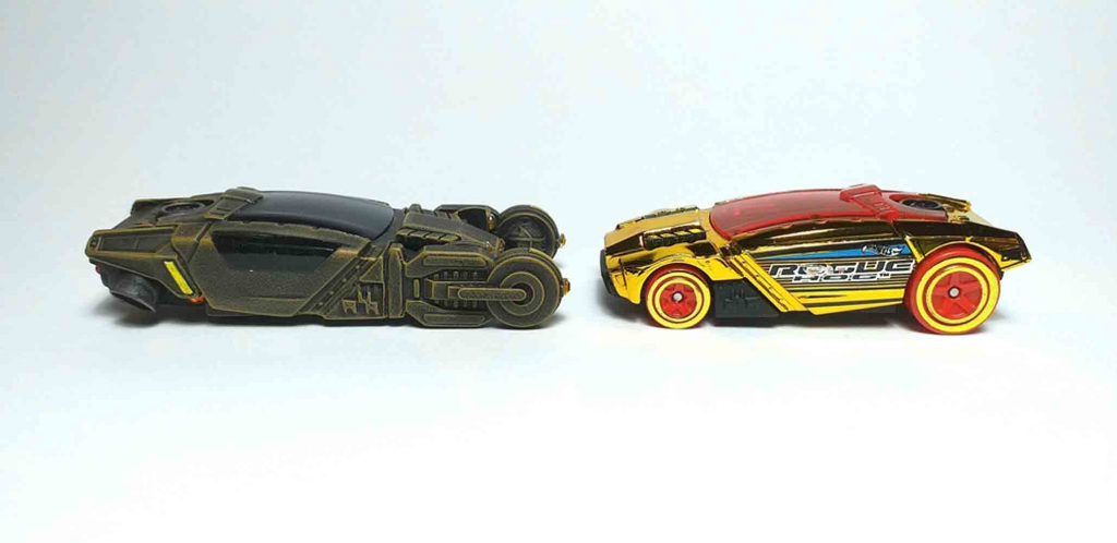 How to weather and rust diecast cars with pencils