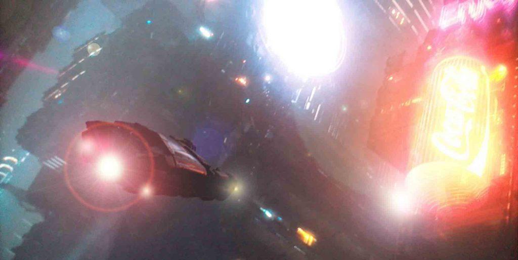 Blade Runner Inspiration