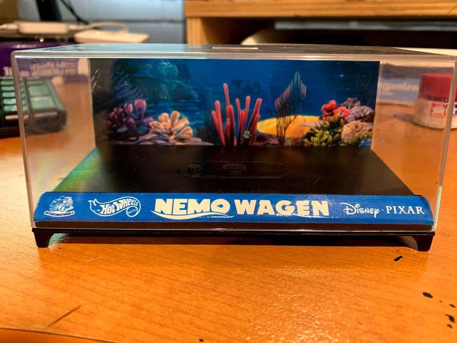 Finding Nemo Custom Hot Wheels Build