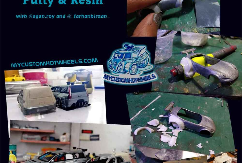 How To Use Two Part Epoxy Putty