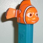 Nemo Pez Dispenser for custom hot wheels