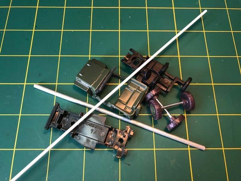 '43 Jeep Willys Rat Rod