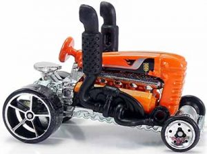 Hot Wheels Dragtor - the best exhaust stacks