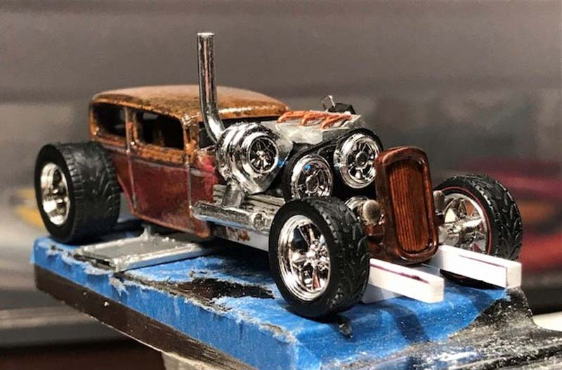 Diecast Customs by Marcus Sansone