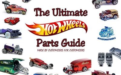 Hot Wheels Parts Guide