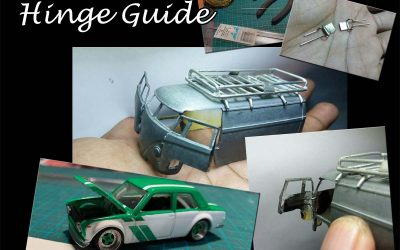 How to Hinge Hot Wheels