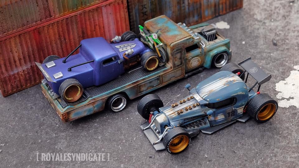 The Customiser Spotlight | Royale Syndicate