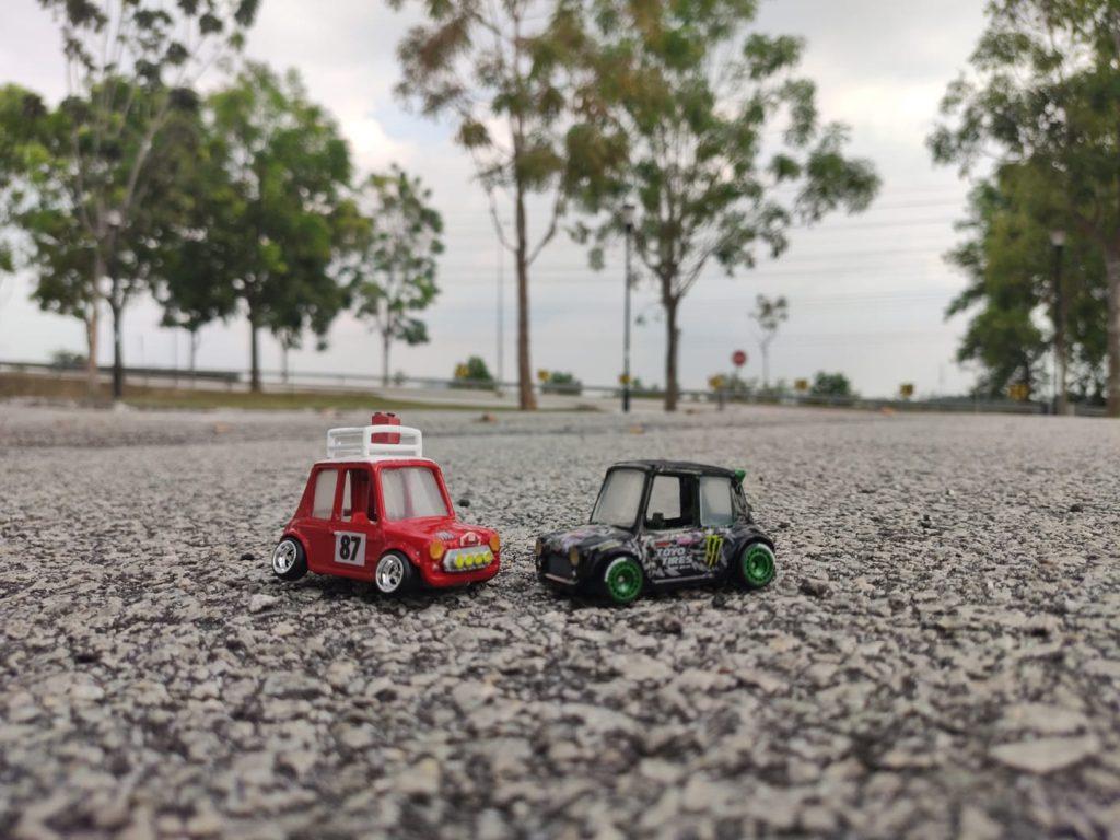 Irwan Arshad Custom Tooned Mini