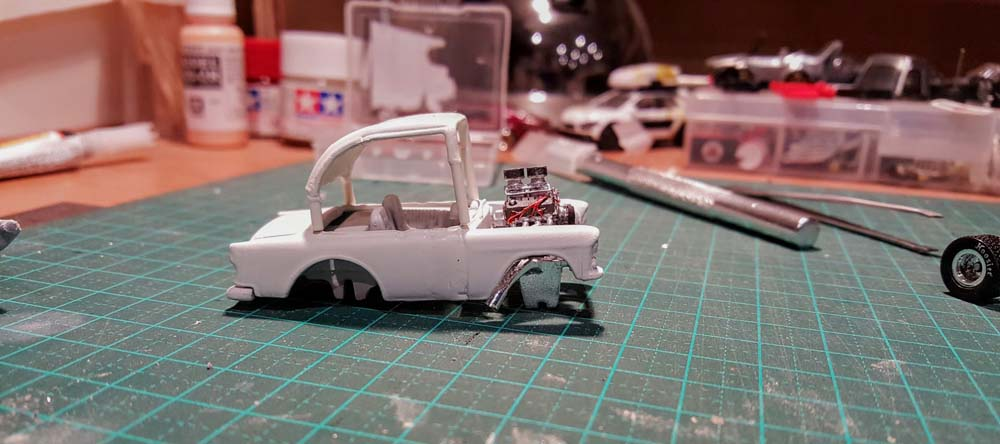 crushed candy gasser custom WIP