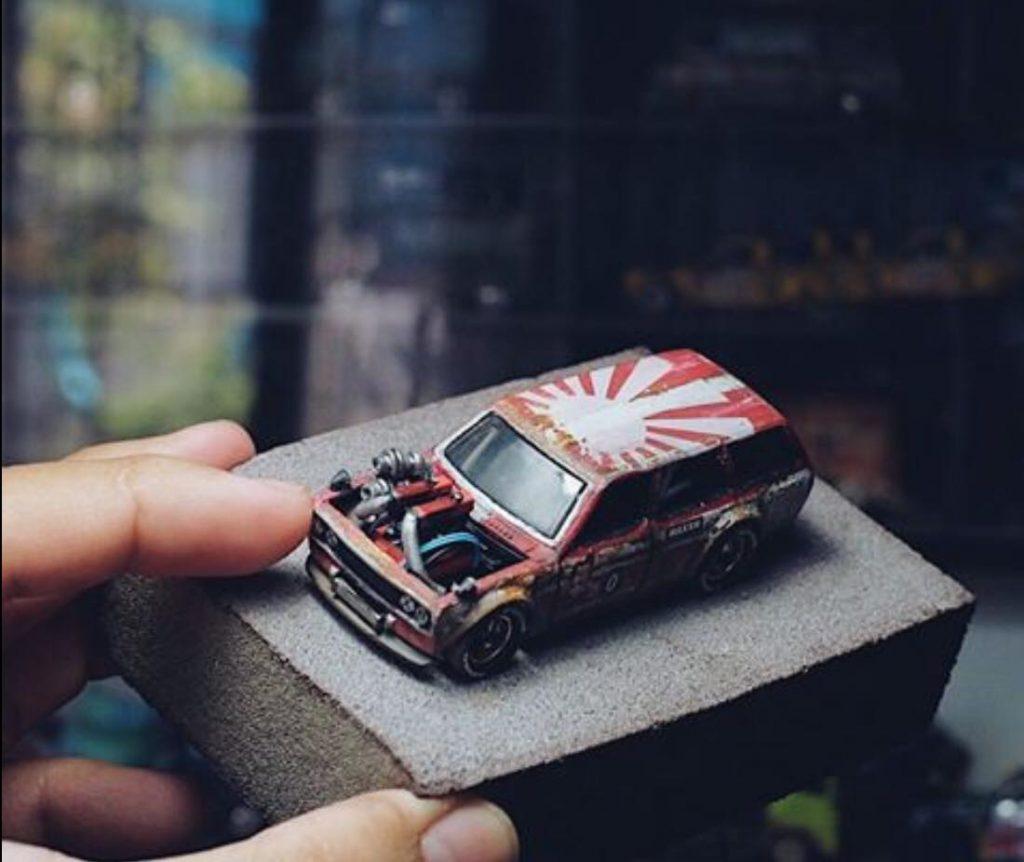 custom hotwheels by Atydpradana
